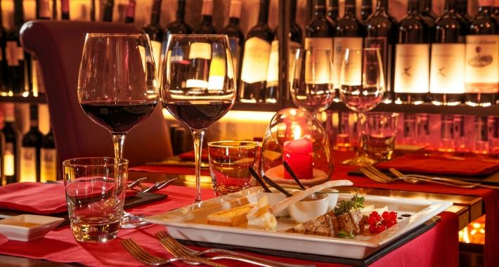 Cena romantica a Roma - Weekend a lume di candela