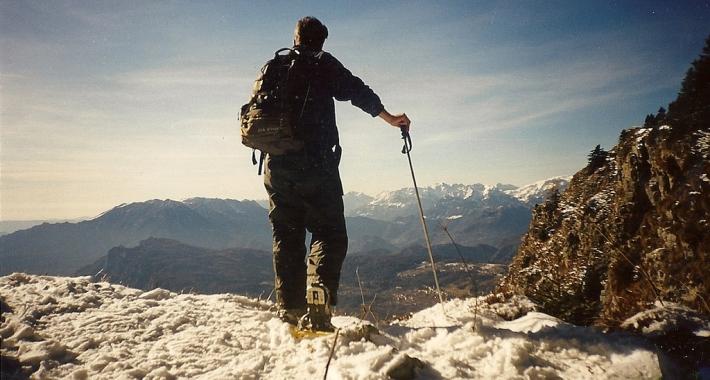 Trekking ad Asiago