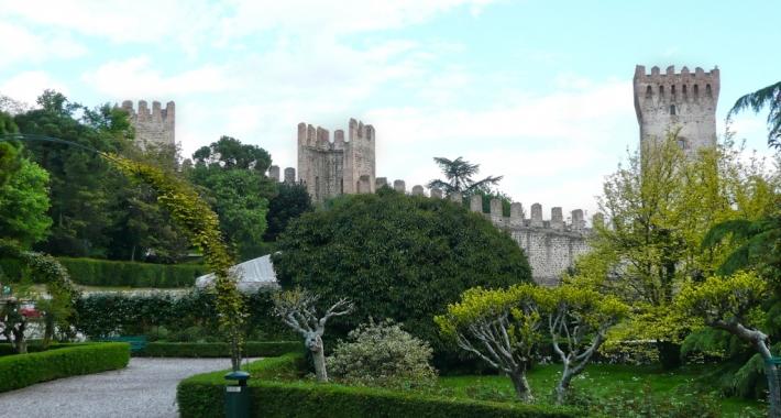 Mura del Castello di Este