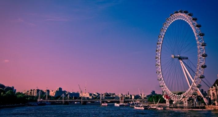 London Eye - Londra