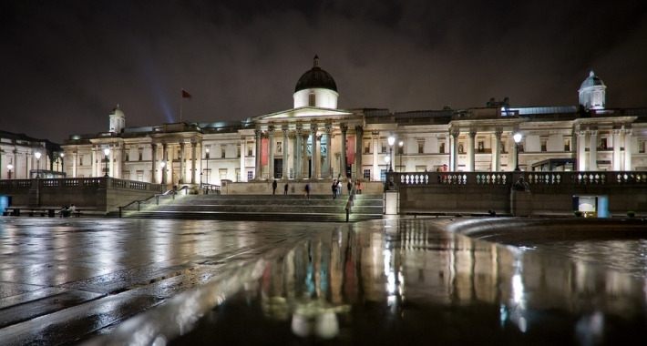 National Gallery. Londra