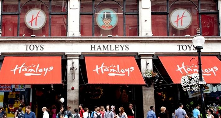 Hamleys, Londra