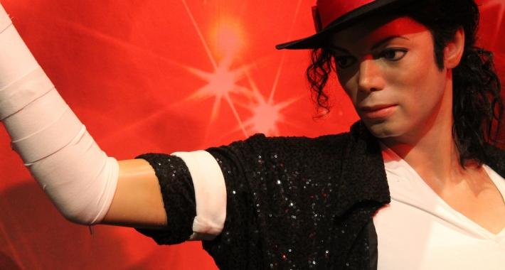 Statua di cera di Michael Jackson al Madame Tussaud di Londra