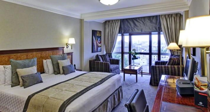 Suite del Grange City Hotel di Londra