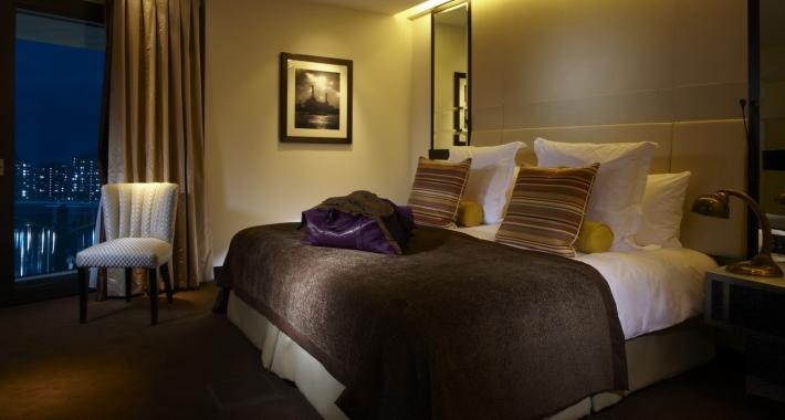 Suite dell'Hotel Verta by Rhombus di Londra