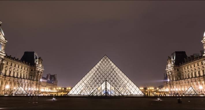 Louvre - Parigi