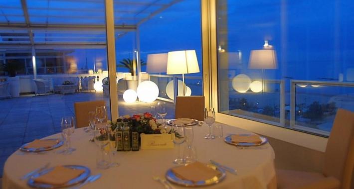 Cena romantica a Pescara - Weekend a lume di candela