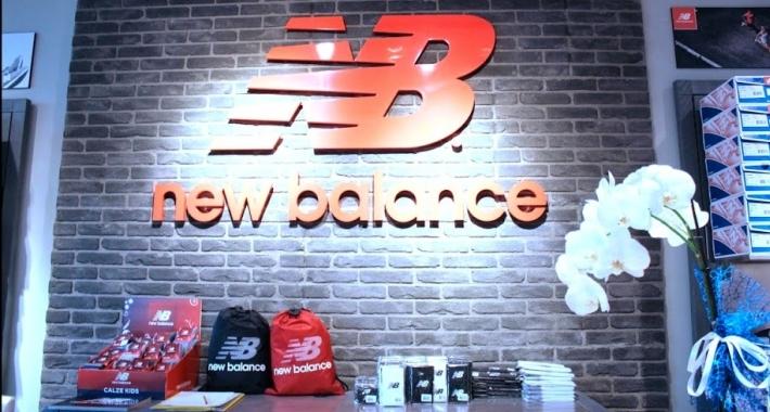 Negozi New Balance