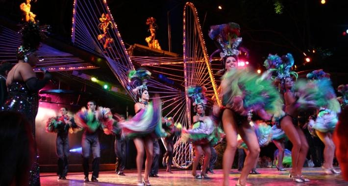 Cabaret Tropicana, Cuba