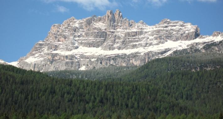 I monti di Cortina D'Ampezzo