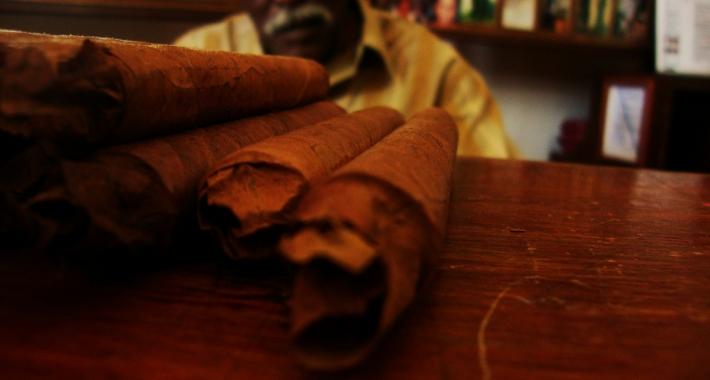 Autentici puros cubani.