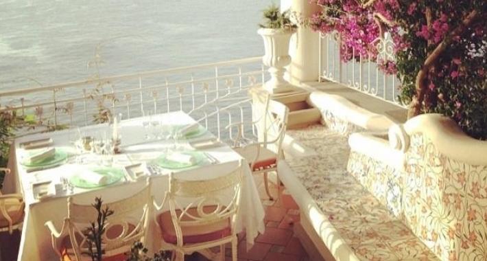 Cena romantica a Sorrento - Weekend a lume di candela