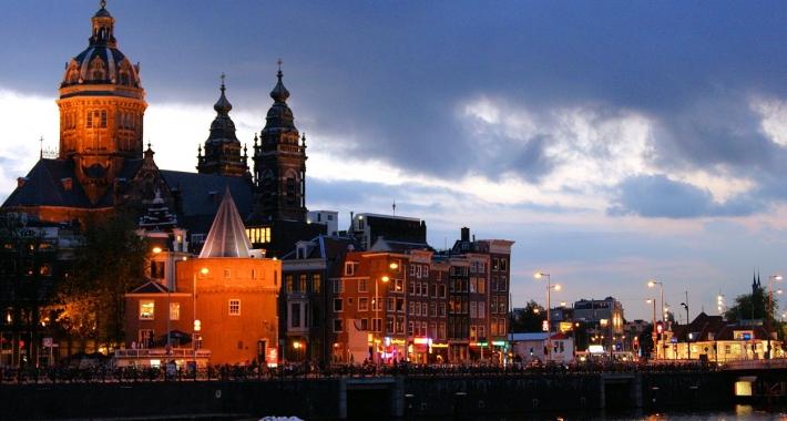 Schreiestoren, Amsterdam