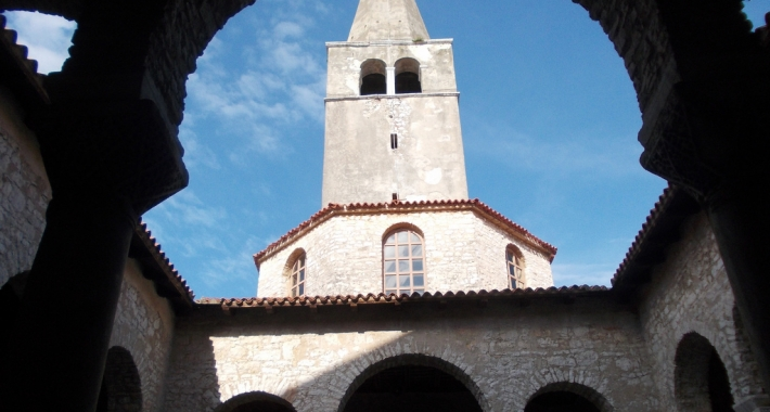 Parenzo: Basilica Eufrasiana
