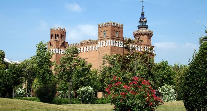 Castell dels Tres Dragons, Barcellona