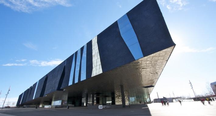 Museu Blau,Barcellona