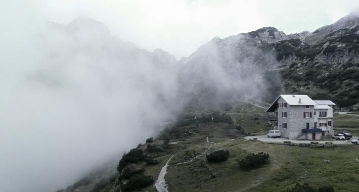 Lesinia - Rifugio Scalorbi