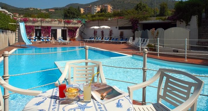 Hotel Riviera Spotorno