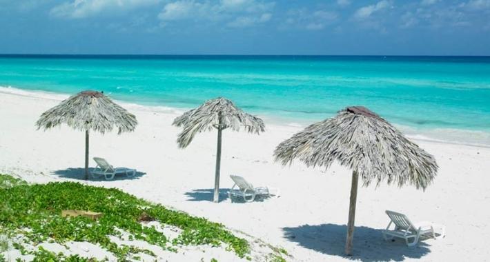 Spiaggia di Varadero, Matanzas, Cuba