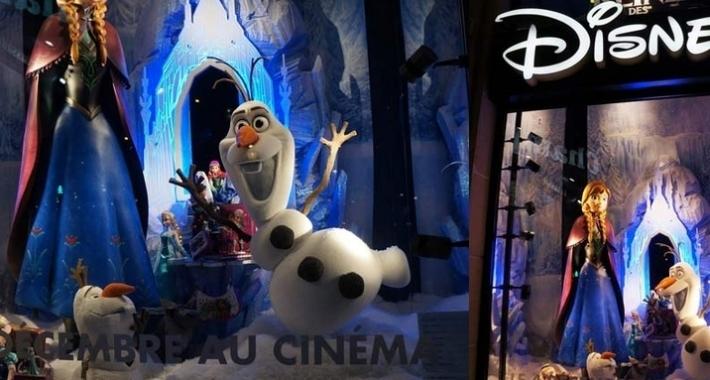 Disney Store Champs Elysees Paris
