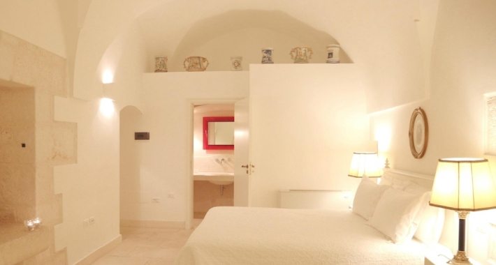 Weekend romantico ad Ostuni - Weekend in bed and breakfast
