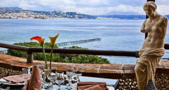 Cena romantica a Bacoli - Weekend a lume di candela