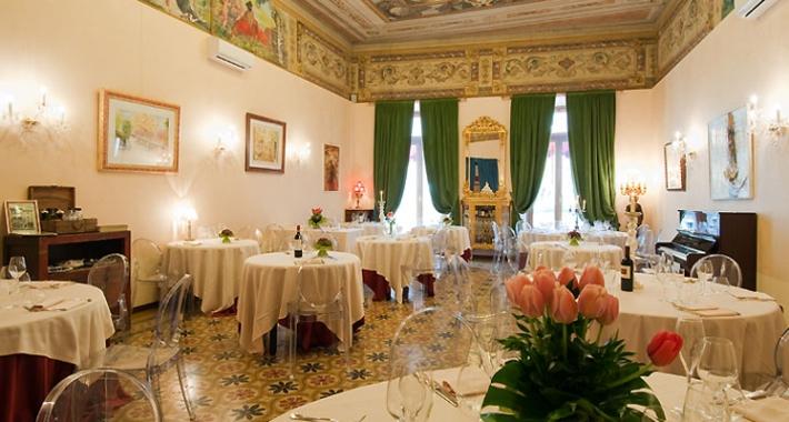 Cena romantica a tivoli weekend a lume di candela for Villa d este como ristorante