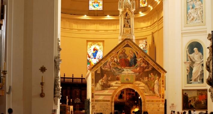 La Porziuncola, Assisi