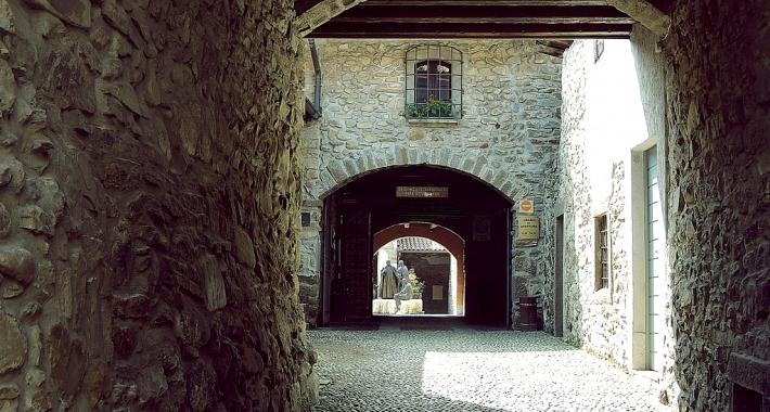 Sotto il Monte, casa natale di Papa Giovanni XXIII