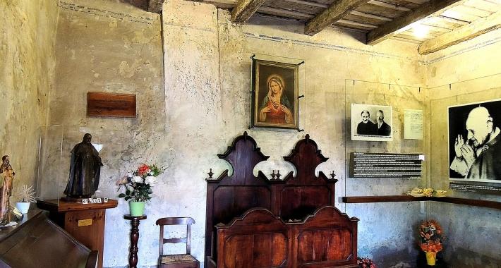 Stanza natale di Papa Giovanni XXIII, Sotto il Monte, Bergamo