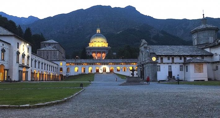 Santuario di Oropa, Biella