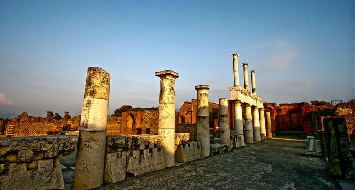 Scavi di Pompei, Campania