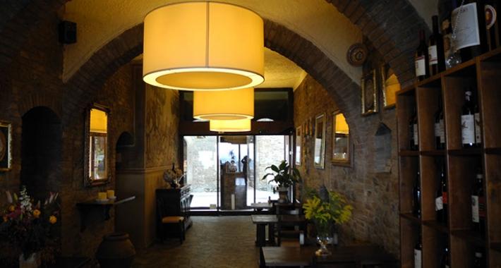 Cena romantica a San Gimignano - Weekend a lume di candela