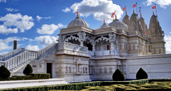 Tempio Shri Swaminarayan Mandir di Wembley