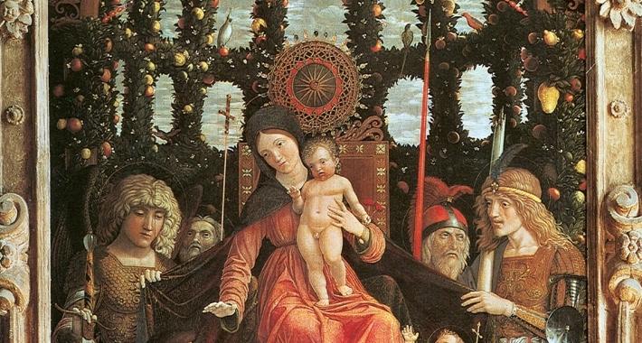 Madonna della Vittoria, Andrea Mantegna