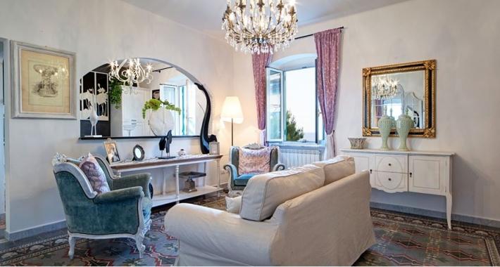 Flora exclusive Ligurian Home