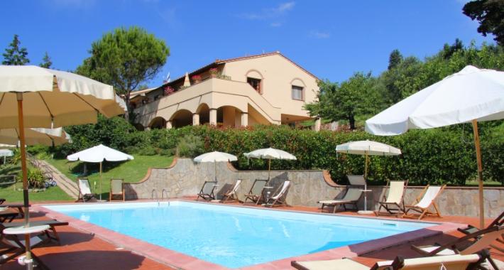 Holiday Villa In Toscana