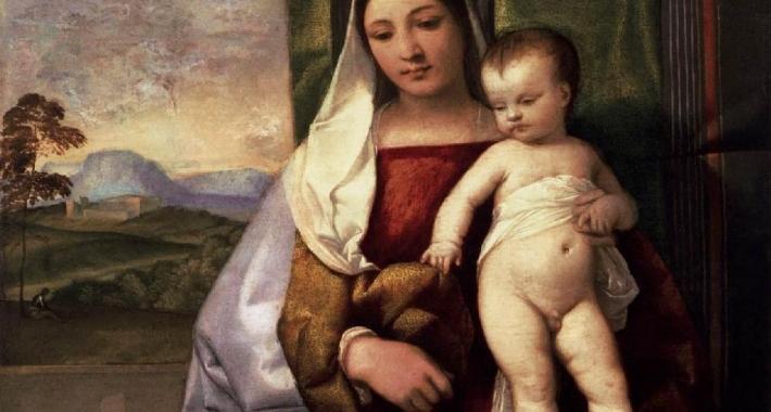 Madonna zingarella