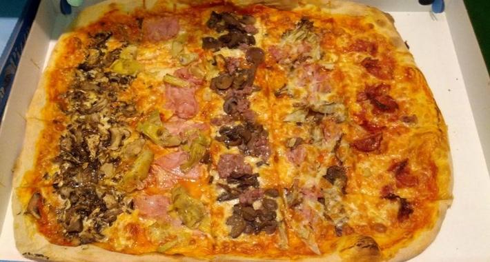Pizza Evolution