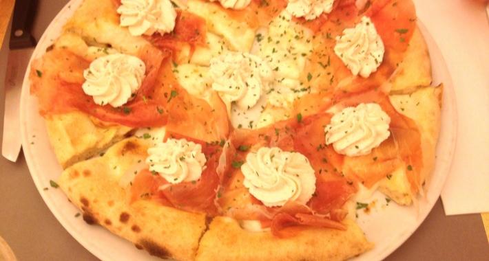 Pizza porcina
