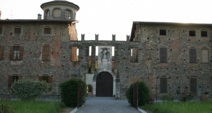 Cavernago Castello di Malpaga