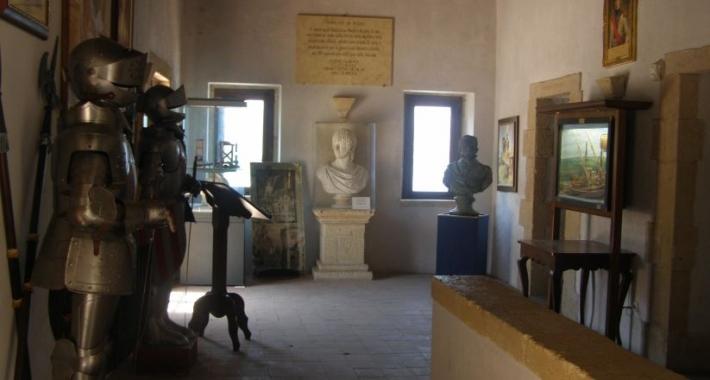 Interni del Castello Murat