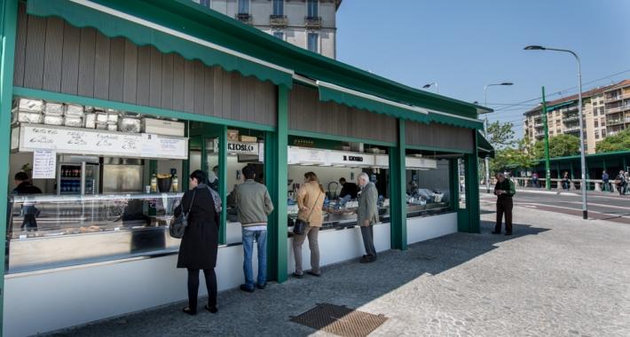 il Kiosco di Piazza XXIV Maggio
