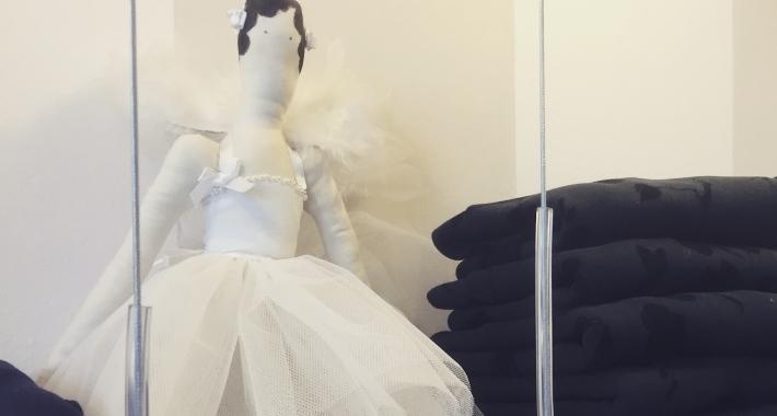 Ballerina nella Bottega di Popommo a Forlì