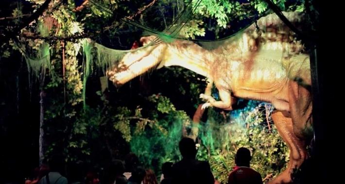 L'era dei dinosauri allo Zoomarine
