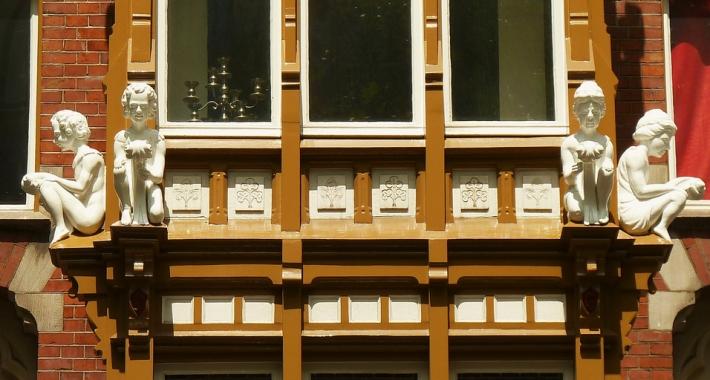 Huis met de Kabouters, palazzo in Ceintuurbaan 251,