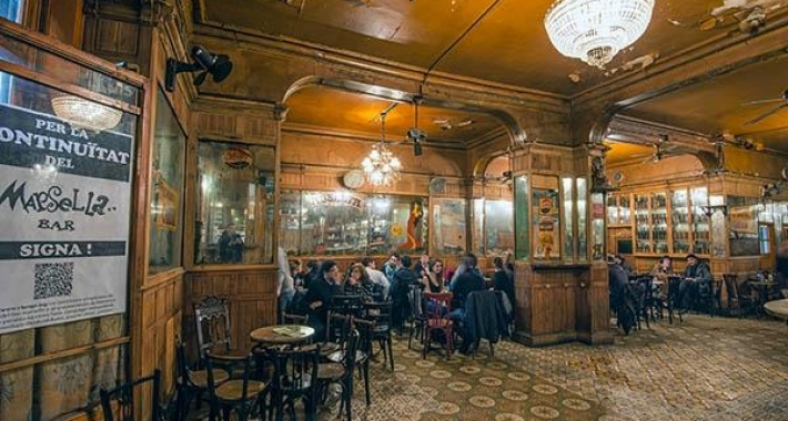 Marsella bar