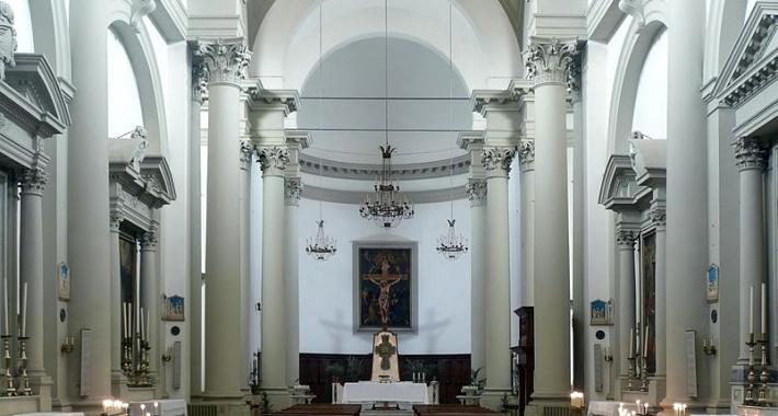 Santa Maria della Neve, Chiesina Uzzanese