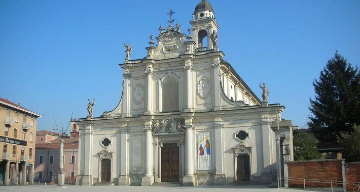Chiesa di Sant'Ambrogio, Cinisello Balsamo