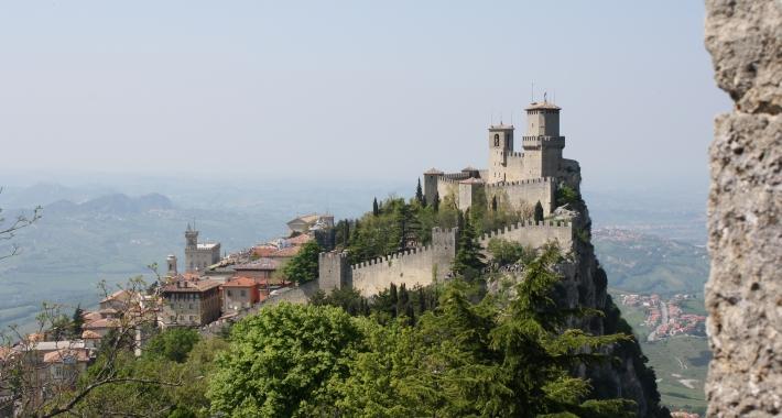 San Marino, Seconda Torre